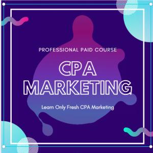 cpa marketing course